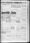 Spartan Daily, October 2, 1939