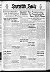 Spartan Daily, October 3, 1939
