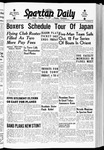 Spartan Daily, October 4, 1939