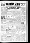 Spartan Daily, October 6, 1939