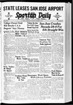 Spartan Daily, October 9, 1939 by San Jose State University, School of Journalism and Mass Communications