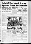 Spartan Daily, October 19, 1939 by San Jose State University, School of Journalism and Mass Communications