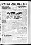 Spartan Daily, October 23, 1939 by San Jose State University, School of Journalism and Mass Communications