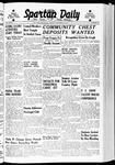 Spartan Daily, October 24, 1939