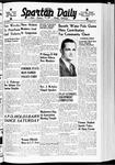 Spartan Daily, October 26, 1939 by San Jose State University, School of Journalism and Mass Communications