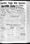 Spartan Daily, October 27, 1939