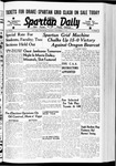 Spartan Daily, November 6, 1939