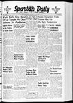 Spartan Daily, November 7, 1939