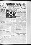 Spartan Daily, November 9, 1939