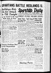 Spartan Daily, November 10, 1939 by San Jose State University, School of Journalism and Mass Communications