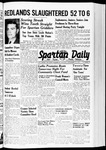 Spartan Daily, November 13, 1939 by San Jose State University, School of Journalism and Mass Communications