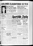 Spartan Daily, November 13, 1939