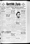 Spartan Daily, November 14, 1939