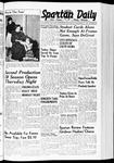 Spartan Daily, November 15, 1939