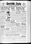 Spartan Daily, November 16, 1939