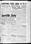 Spartan Daily, November 20, 1939 by San Jose State University, School of Journalism and Mass Communications