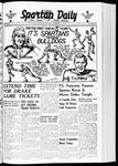 Spartan Daily, November 21, 1939