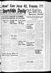 Spartan Daily, November 27, 1939 by San Jose State University, School of Journalism and Mass Communications