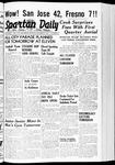 Spartan Daily, November 27, 1939