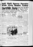 Spartan Daily, November 28, 1939 by San Jose State University, School of Journalism and Mass Communications