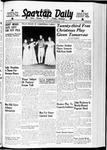 Spartan Daily, December 6, 1939