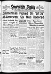 Spartan Daily, December 7, 1939