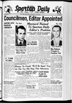 Spartan Daily, December 13, 1939 by San Jose State University, School of Journalism and Mass Communications