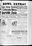 Spartan Daily, December 15, 1939 by San Jose State University, School of Journalism and Mass Communications