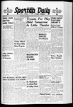 Spartan Daily, January 4, 1940 by San Jose State University, School of Journalism and Mass Communications