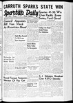 Spartan Daily, January 8, 1940 by San Jose State University, School of Journalism and Mass Communications