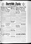 Spartan Daily, January 9, 1940 by San Jose State University, School of Journalism and Mass Communications