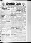 Spartan Daily, January 11, 1940 by San Jose State University, School of Journalism and Mass Communications