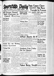 Spartan Daily, January 12, 1940 by San Jose State University, School of Journalism and Mass Communications