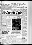 Spartan Daily, January 18, 1940 by San Jose State University, School of Journalism and Mass Communications