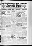 Spartan Daily, January 19, 1940 by San Jose State University, School of Journalism and Mass Communications
