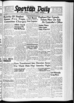 Spartan Daily, January 24, 1940 by San Jose State University, School of Journalism and Mass Communications