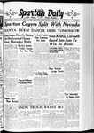 Spartan Daily, January 29, 1940 by San Jose State University, School of Journalism and Mass Communications