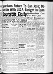 Spartan Daily, January 31, 1940