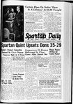 Spartan Daily, February 1, 1940 by San Jose State University, School of Journalism and Mass Communications