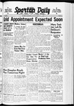 Spartan Daily, February 6, 1940 by San Jose State University, School of Journalism and Mass Communications