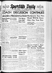 Spartan Daily, February 7, 1940