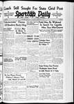 Spartan Daily, February 8, 1940 by San Jose State University, School of Journalism and Mass Communications