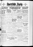 Spartan Daily, February 9, 1940