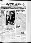 Spartan Daily, February 13, 1940