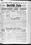 Spartan Daily, February 16, 1940