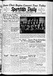Spartan Daily, February 19, 1940
