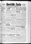 Spartan Daily, February 23, 1940