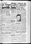 Spartan Daily, February 28, 1940 by San Jose State University, School of Journalism and Mass Communications