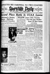 Spartan Daily, March 1, 1940 by San Jose State University, School of Journalism and Mass Communications