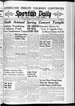 Spartan Daily, March 5, 1940 by San Jose State University, School of Journalism and Mass Communications